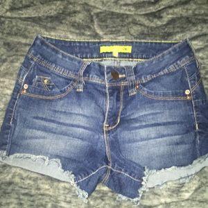 Jean Shorts Size 5
